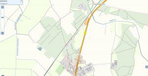 Karte Buchholz B2 Ergdgas-Speicher