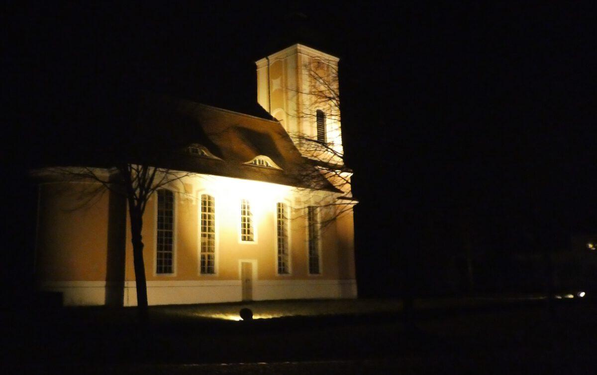 Kirche in Reesdorf